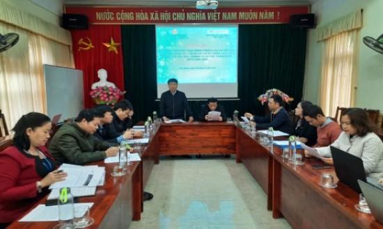 Bắc Giang: Sẽ công bố kết quả đánh giá DDCI vào 1/2021